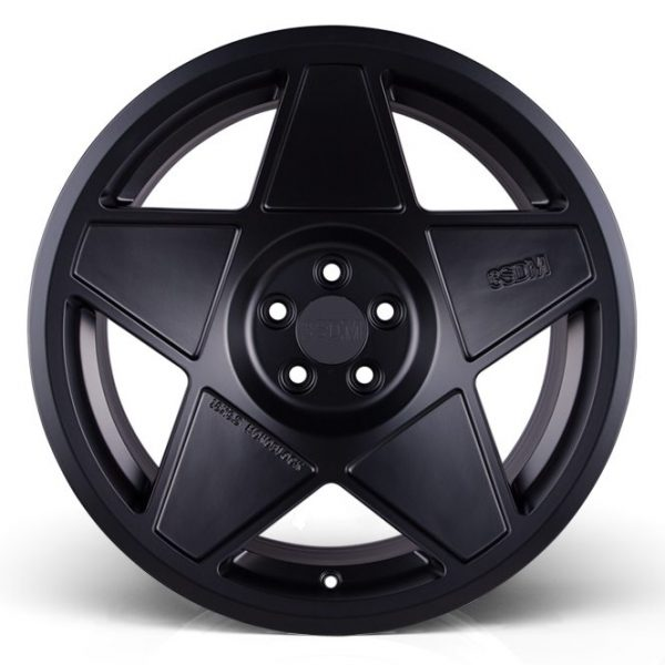 005-f-black-1 3SDM 0.05 Satin black     3SDM Alloy Wheels
