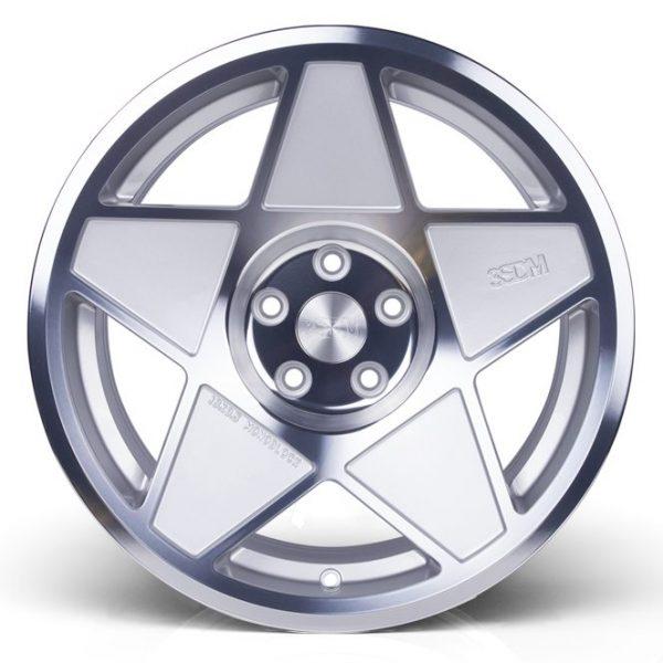 005-f-silver-1 3SDM 0.05 Silver cut   | 3SDM Alloy Wheels