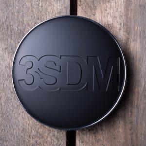 3SDM Centre Caps 0.01 | Black