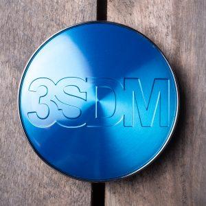 3SDM Centre Caps 0.01 | Blue