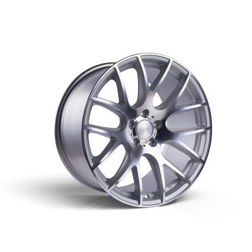 3SDM 0.01 (Silver Cut) - 8.5x20 5x120 ET35.00 CB72.6