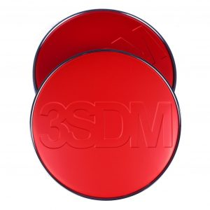 3SDM Centre Caps 0.01 | Red