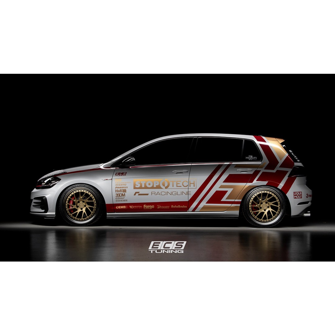 This MK7.5 could be yours! We have teamed up with  to build the ultimate MK7.5 G