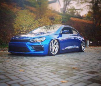 3SDM alloy wheels 3SDM 0.06 / VW Scirocco _____________________________________