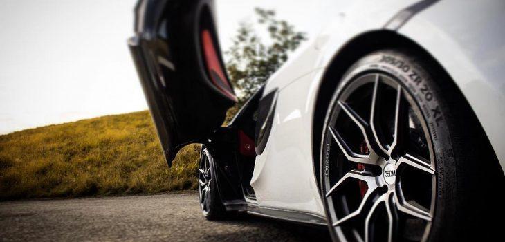 3SDM 0.50 McLaren 570S _______________________________________Car : Photo :