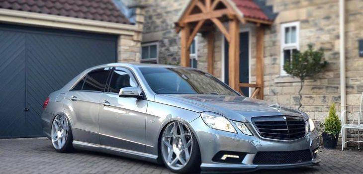 3SDM 0.08 Mercedes E _______________________________________Car : Photo : pl