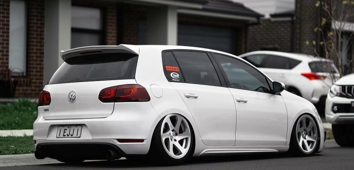3SDM 0.06 | Golf GTi _______________________________________Car : Photo : pl