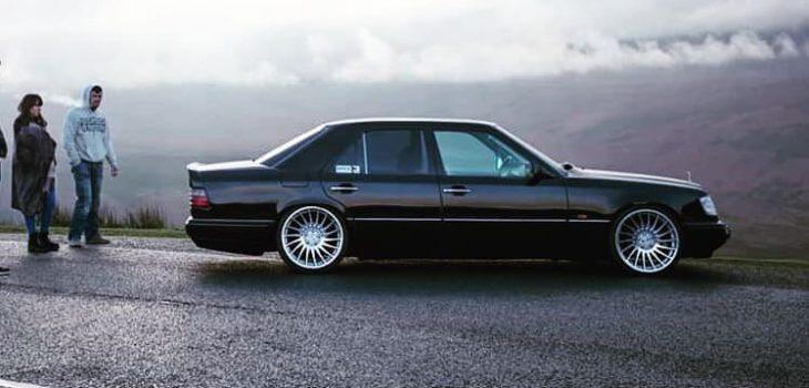 3SDM 0.04 Mercedes W124 _______________________________________Car : Photo :