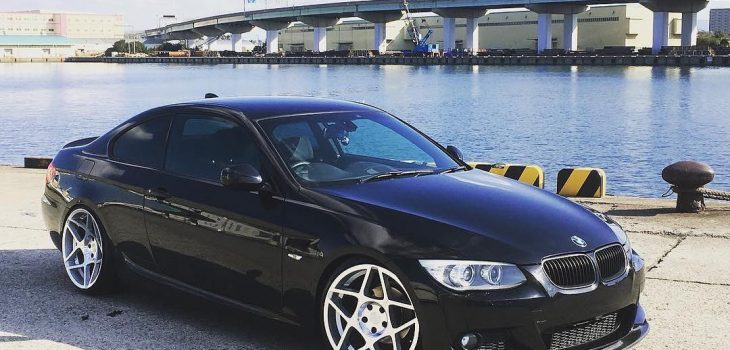 3SDM 0.08 BMW 3 series _______________________________________Car : Photo :