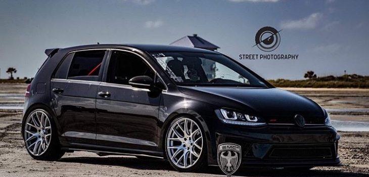 3SDM 0.01 x VW Golf _______________________________________Car : Photo : _