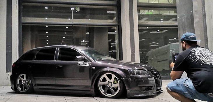 3SDM 0.06 x Audi A3 _______________________________________Car : Photo : ple