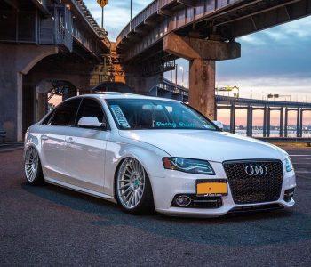 3SDM 0.04 x Audi A4 _______________________________________Car : Photo : ple