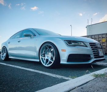 3SDM 0.08 x Audi A7 _______________________________________Car : Photo : ple