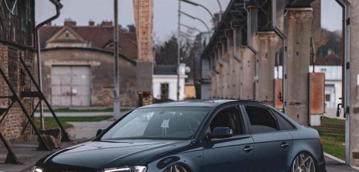 3SDM 0.08 x Audi A4 _______________________________________Car : Photo : __