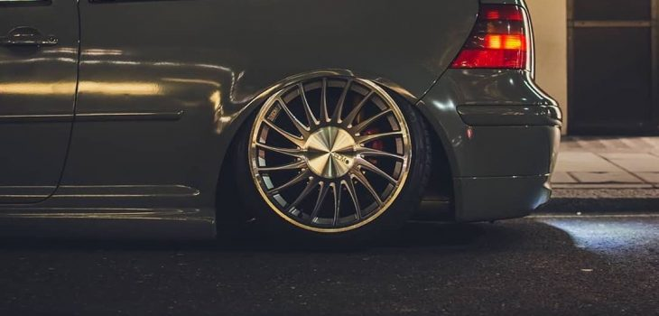 3SDM 0.04 x VW Golf _______________________________________Car : Photo : ple