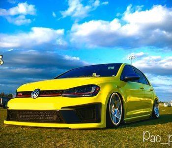 3SDM 0.05 x VW Golf _______________________________________Car : Photo : _