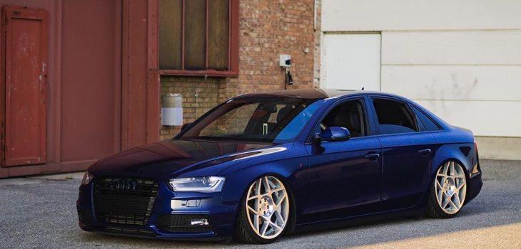 3SDM 0.08 x Audi A4 _______________________________________Car : Photo : _