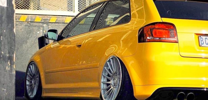 3SDM 0.04 x Audi A3 _______________________________________Car : Photo : _
