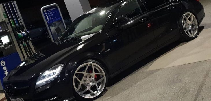 3SDM 0.08 x Mercedes CLS _______________________________________Car : Photo