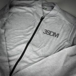 Forged Jacket | Grey & Grey
