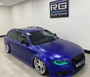 3SDM 0.08 x Audi A4 _______________________________________Car : Photo : ple