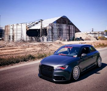 3SDM 0.66 x Audi A1 _______________________________________Car : Photo : ple