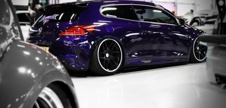 3SDM 0.09 x Scirocco _______________________________________Car : Photo :