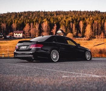 3SDM 0.04 x Mercedes E _______________________________________Car : Photo :