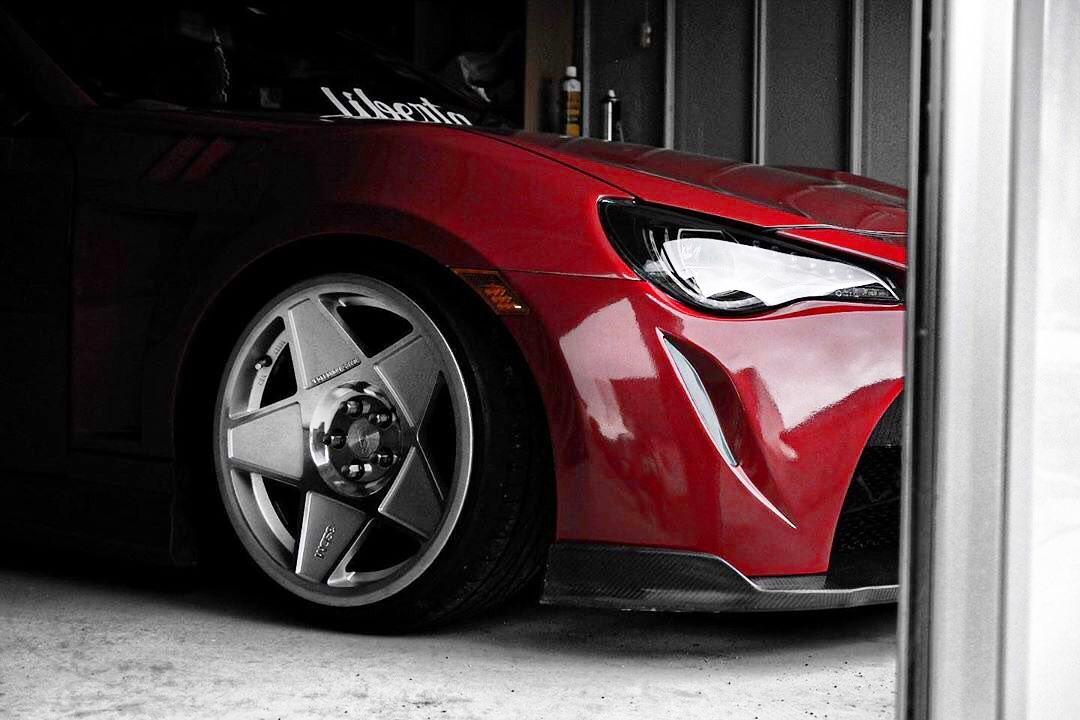 3SDM 0.05 x Toyota GT86Car : Video :