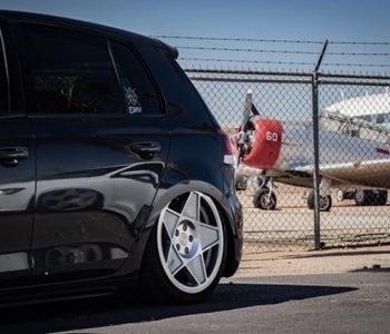 3SDM 0.05 x VW Golf _______________________________________Car : Photo : ple