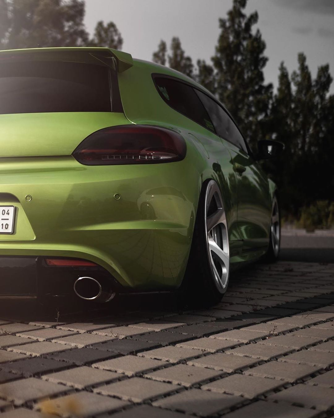 3SDM 0.06  VW SciroccoCar : Photo :