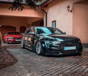 3SDM 0.04 x Audi A6 _______________________________________Car : Photo : ple