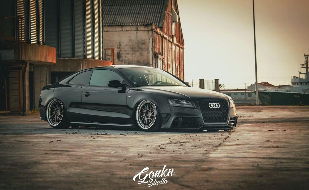 3SDM Forged x Audi A5⠀ Car : Photo :