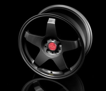 New release3SDM 1.10-R Black gloss with optional red capForged 1pc monobloc