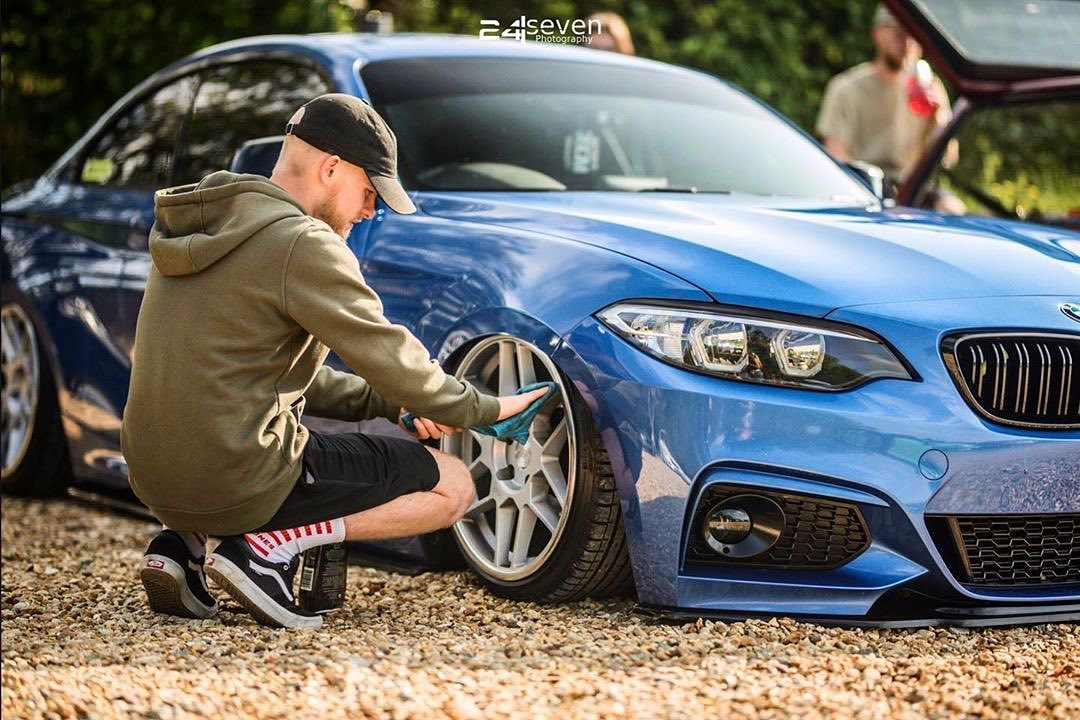 3SDM 0.09 x BMW F22Car : Photo :
