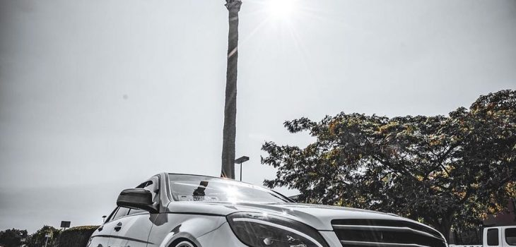 3SDM 0.04 x Mercedes C W204 _______________________________________Car : Pho