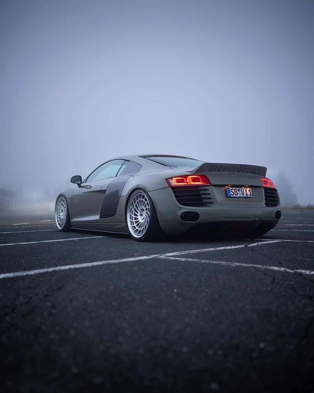 3SDM 3.19 x Audi R8Car : Photo : ple