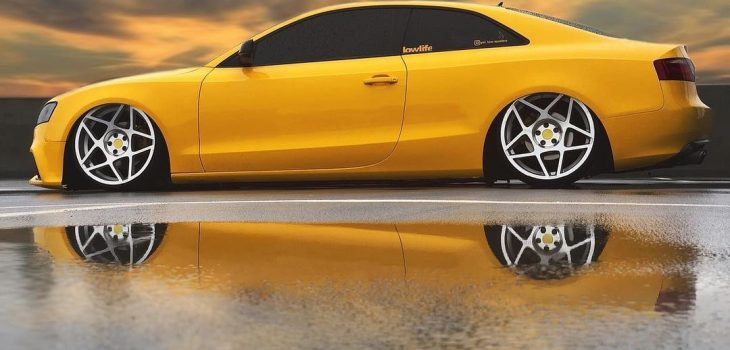 3SDM 0.08 x Audi A5 _______________________________________Car : Photo : ple