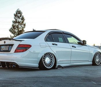3SDM 0.04 x Mercedes C W204 _______________________________________Car : Pho