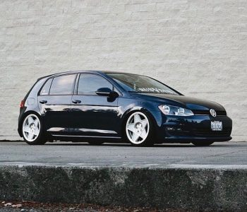 3SDM 0.05 x VW Golf _______________________________________Car : Photo : _