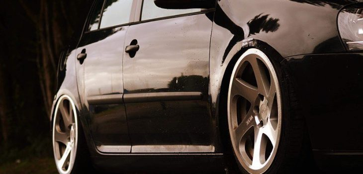 3SDM 0.06 x VW Golf _______________________________________Car : Photo : _
