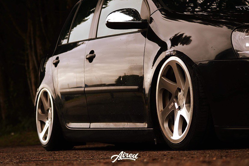 3SDM 0.06 x VW Golf _______________________________________Car : Photo : _