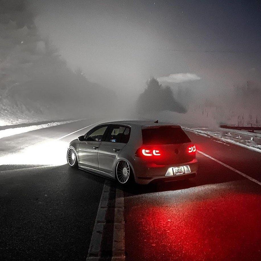 3SDM 0.04 x VW Golf