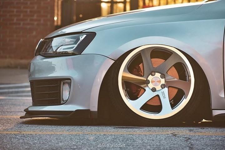 3SDM 0.06 x VW MK6 GLI⠀