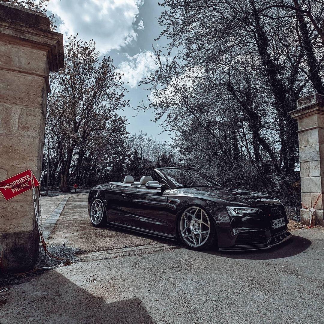 3SDM 0.08 x Audi AS5⠀⠀