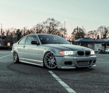 3SDM 0.09 x BMW E46⠀