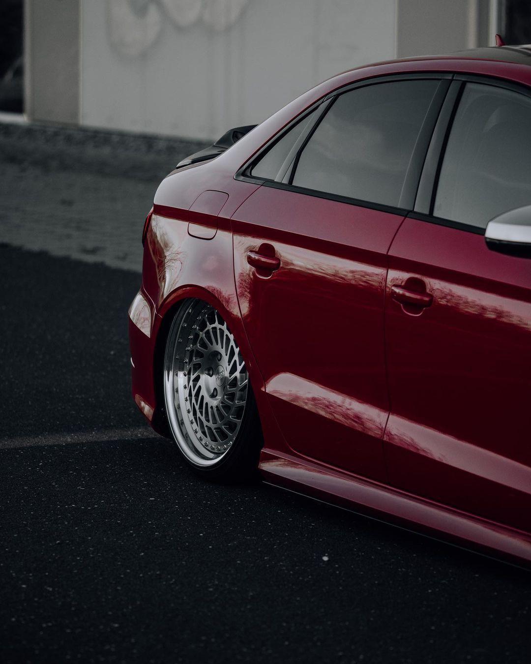 3SDM 3.19 x Audi Quattro⠀