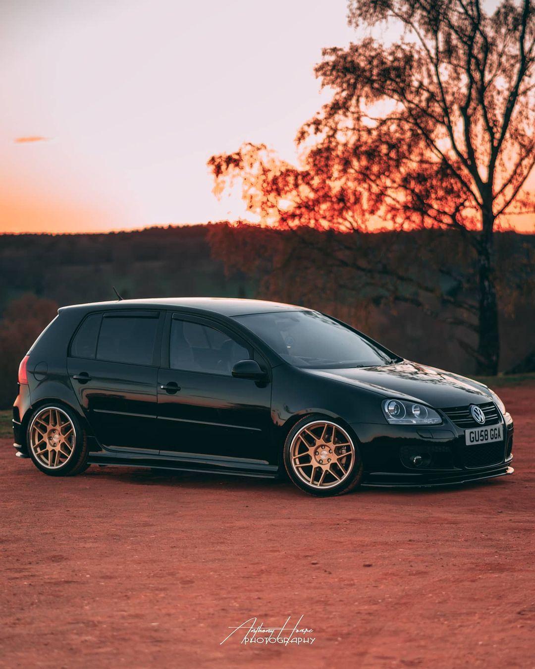 3SDM 0.09 x VW Golf MK5⠀⠀