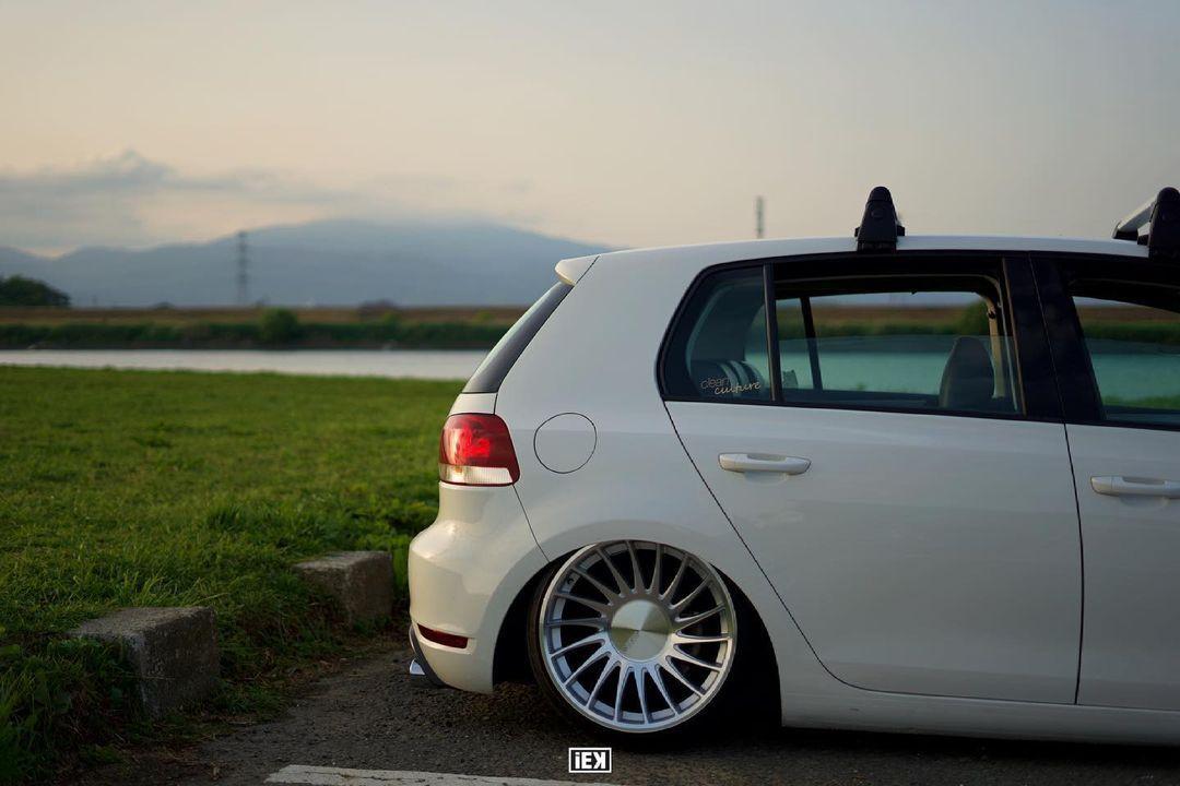 3SDM 0.04 x VW Golf MK6⠀