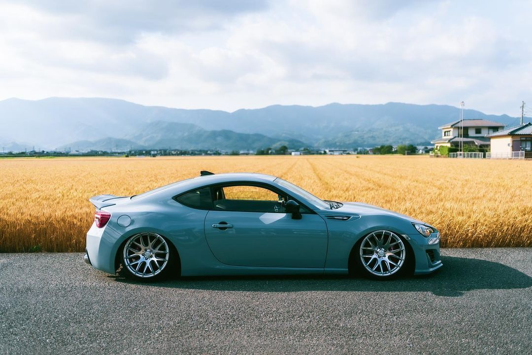 3SDM 0.01 x Subaru BRZ ST